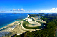 Whitehaven Beach - Whitsunday Island